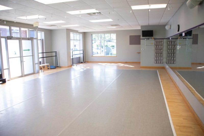 Ultimate Leap Dance Center Studio